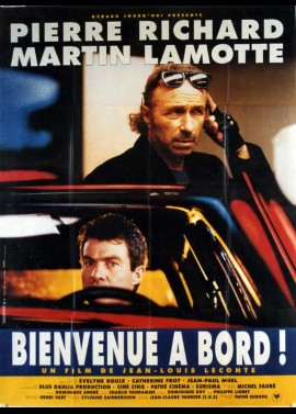 BIENVENUE A BORD movie poster
