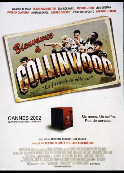 affiche du film BIENVENUE A COLLINWOOD
