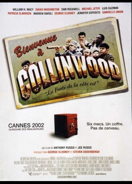 WELCOME TO COLLINWOOD movie poster