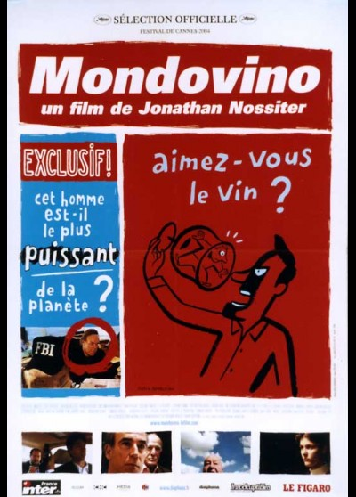 MONDOVINO movie poster