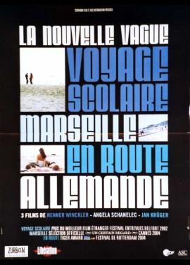 affiche du film VOYAGE SCOLAIRE / MARSEILLE / EN ROUTE