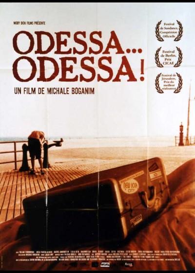 ODESSA ODESSA movie poster