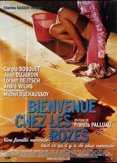 affiche du film BIENVENUE CHEZ LES ROZES