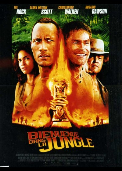 RUNDOWN (THE) movie poster