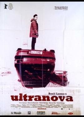 affiche du film ULTRANOVA