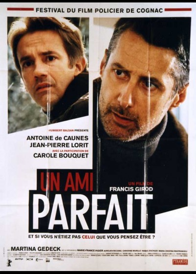 UN AMI PARFAIT movie poster