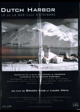 DUTCH HARBOR WHERE THE SEA BREAKS ITS BACK movie poster