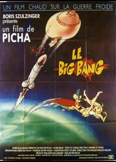 affiche du film BIG BANG (LE)