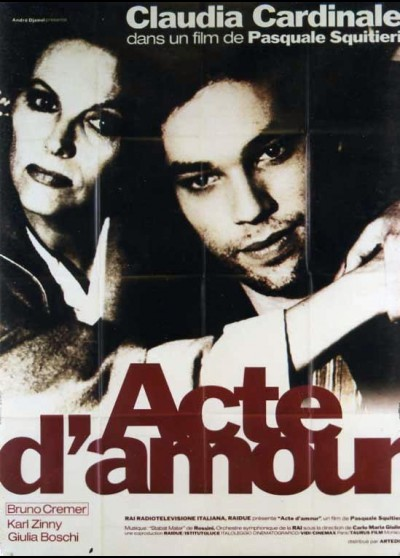ATTO DI DOLORE movie poster