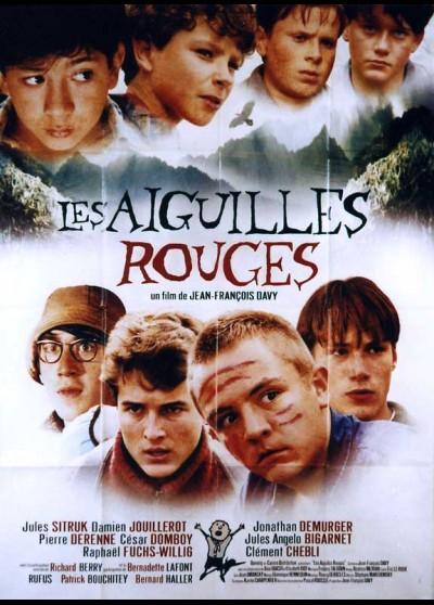 affiche du film AIGUILLES ROUGES (LES)