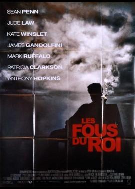 affiche du film FOUS DU ROI (LES)
