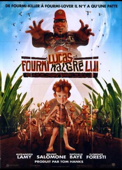 affiche du film LUCAS FOURMI MALGRE LUI