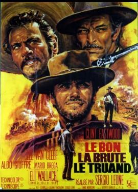 BUONO IL BRUTTO IL CATTIVO (IL) movie poster