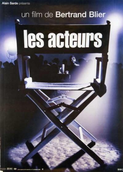 ACTEURS (LES) movie poster