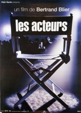 affiche du film ACTEURS (LES)