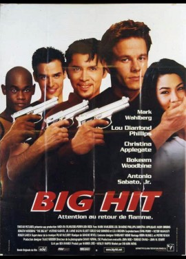 BIG HIT (THE) movie poster