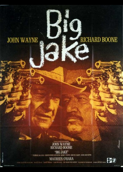 affiche du film BIG JAKE