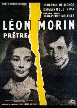 LEON MORIN PRETRE movie poster