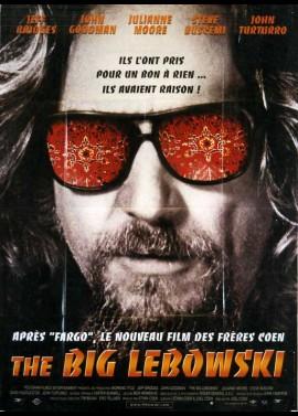 affiche du film BIG LEBOWSKI (THE)