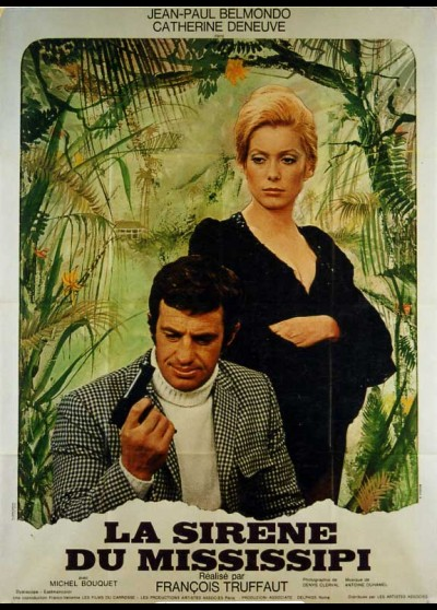 SIRENE DU MISSISSIPI (LA) movie poster