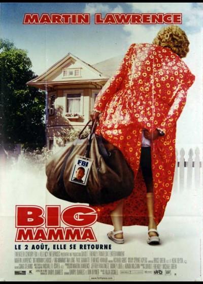 affiche du film BIG MAMMA