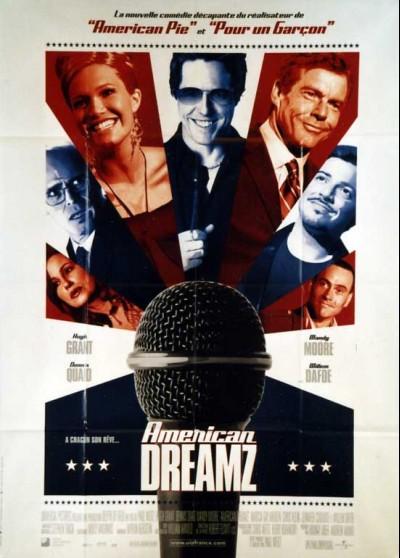 AMERICAN DREAMZ movie poster