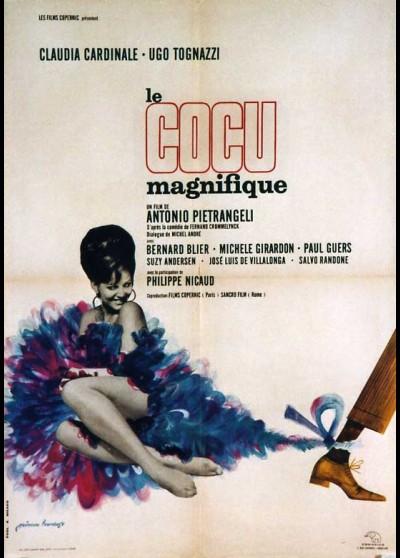 affiche du film COCU MAGNIFIQUE (LE)