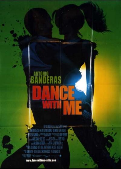 affiche du film DANCE WITH ME