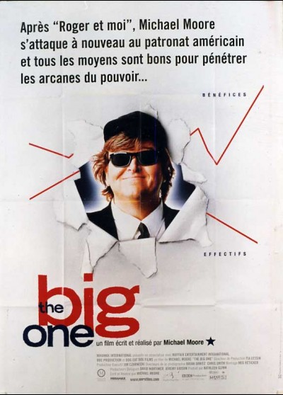 BIG ONE (THE) movie poster