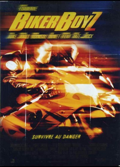 BIKER BOYZ movie poster