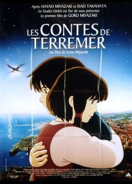 affiche du film CONTES DE TERREMER (LES)