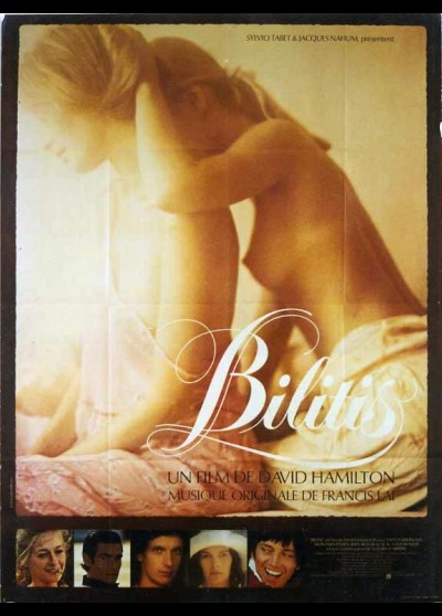 affiche du film BILITIS