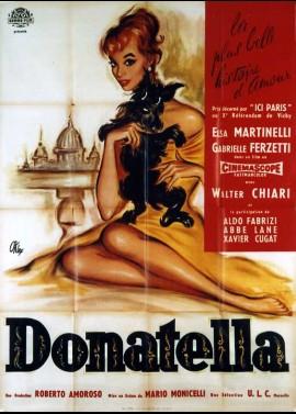 affiche du film DONATELLA