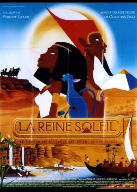 REINE SOLEIL (LA) movie poster