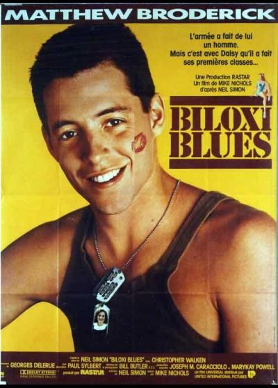 BILOXI BLUES movie poster