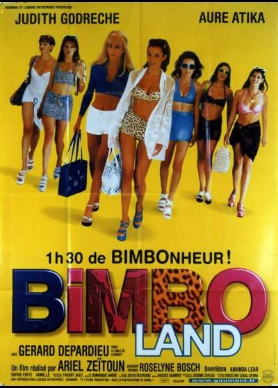 BIMBOLAND movie poster