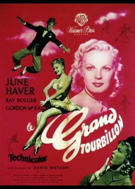 affiche du film GRAND TOURBILLON (LE)