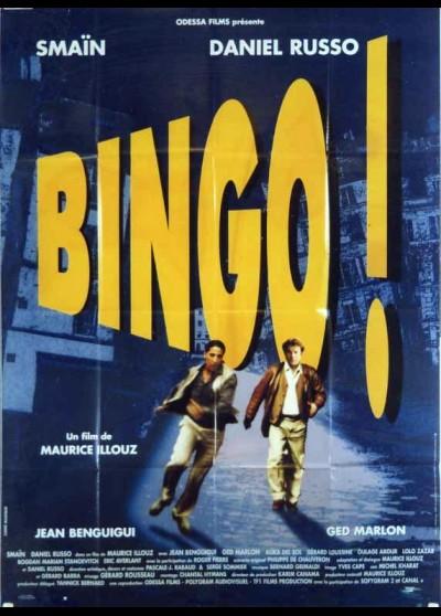 affiche du film BINGO