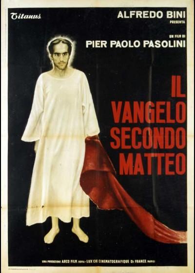 VANGELO SECONDO MATTEO (IL)) movie poster