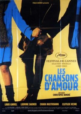 CHANSONS D'AMOUR (LES) movie poster