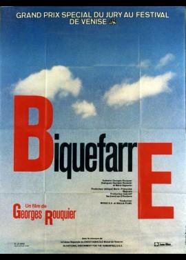 affiche du film BIQUEFARRE