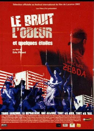 BRUIT L'ODEUR ET QUELQUES ETOILES (LE) movie poster