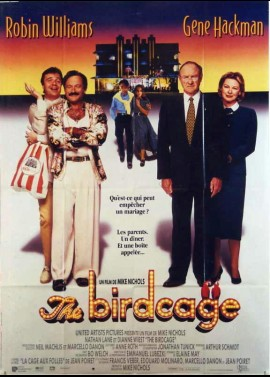 affiche du film BIRDCAGE (THE)