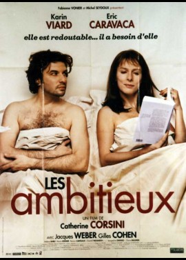 AMBITIEUX (LES) movie poster