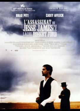 affiche du film ASSASSINAT DE JESSE JAMES PAR LE LACHE ROBERT FORD (L')