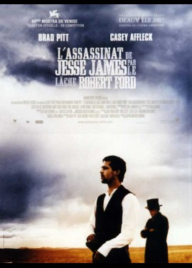 ASSASSINATION OF JESSE JAMES BY THE COWARD ROBERT FORD (THE) movie poster