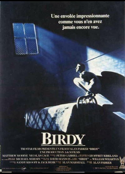 BIRDY movie poster