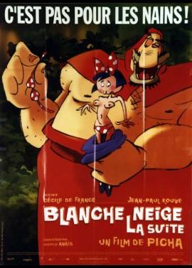 affiche du film BLANCHE NEIGE LA SUITE