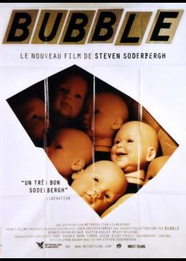 affiche du film BUBBLE
