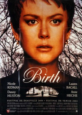 BIRTH movie poster